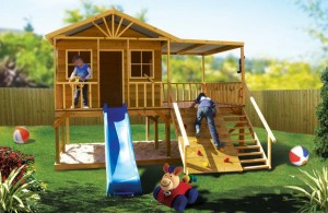 Designing A Fantastic Cubby House Cubby House Blog