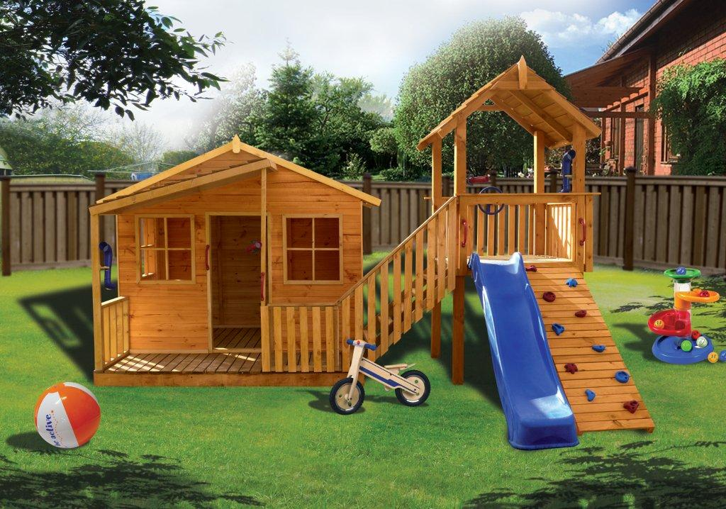 Cubby House Creating Accessories For The Growth Of Kids