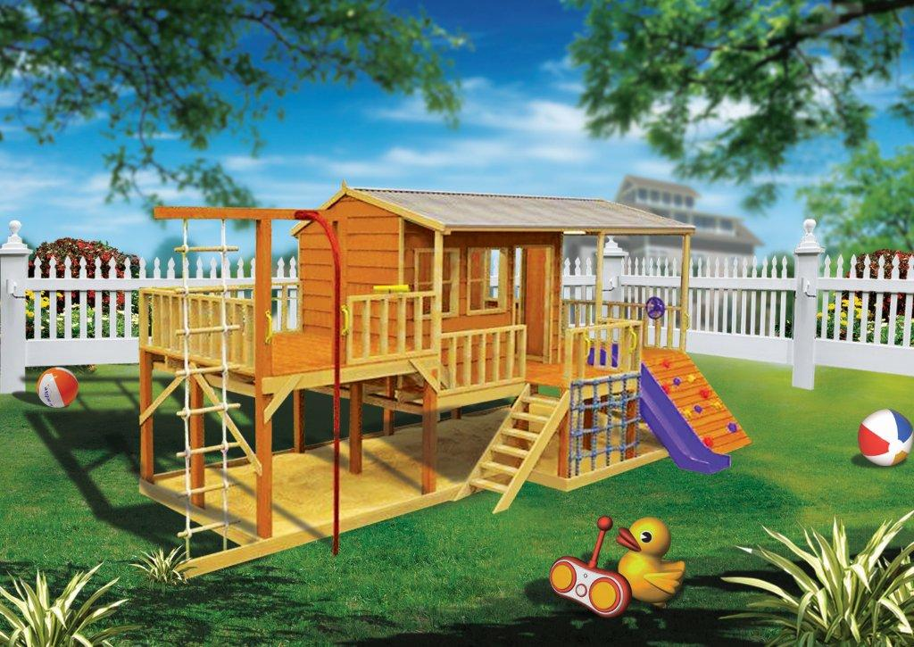 Imaginative play improves mental strength cubby house blog for House images for kids