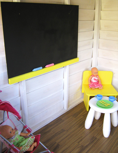 How To Decorate A Cubby House Cubby House Blog
