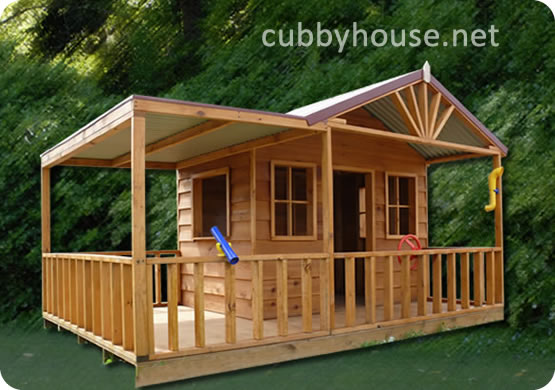 A Cubby House Reading Haven Blog