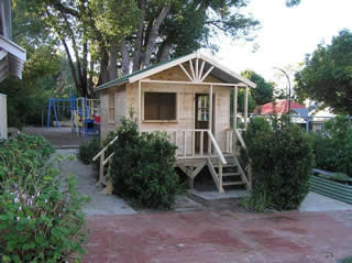 Nedlands PS Cubby House