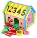 Kids Educational Wooden Toy