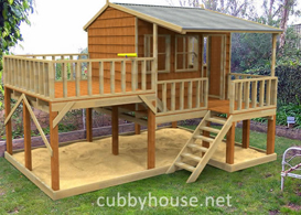 Country Cottage Cubby