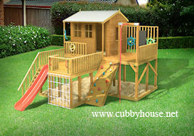 Redwood lodge Cubby