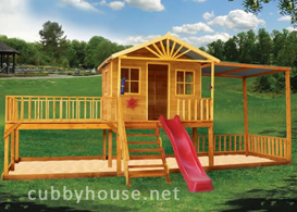 Willow creek Cubby