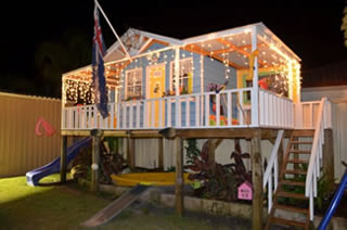 Queenslander Cubby House