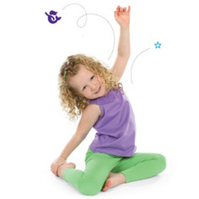yoga for kids in a cubby house  cubby house blog